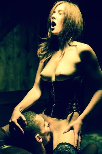 Model Linda Sweet in Her Hidden Desire