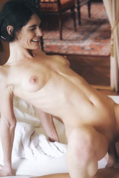 Model Lana Seymour in Chateau Episode 3