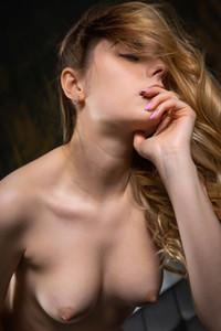 Model Katty Muss in Alone Time