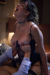 Model Daisy Steel in Make Up Sex